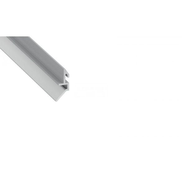 Led alumínium FARI 1 méteres szerelő profil I6 és I10 profilokhoz